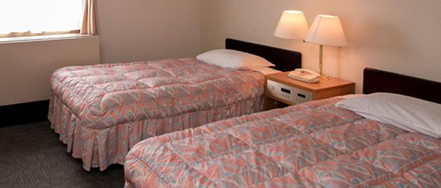 サンパークホテル内藤の部屋